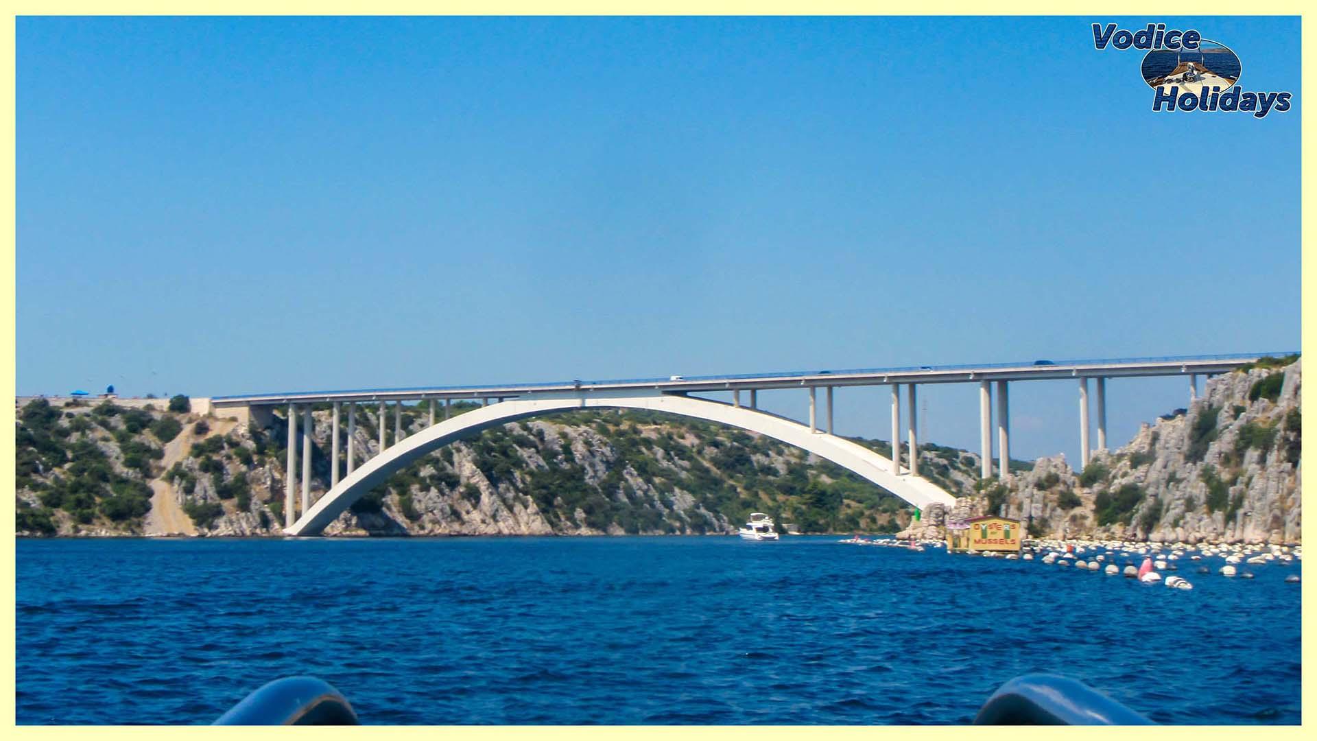 Bungee von der Brücke