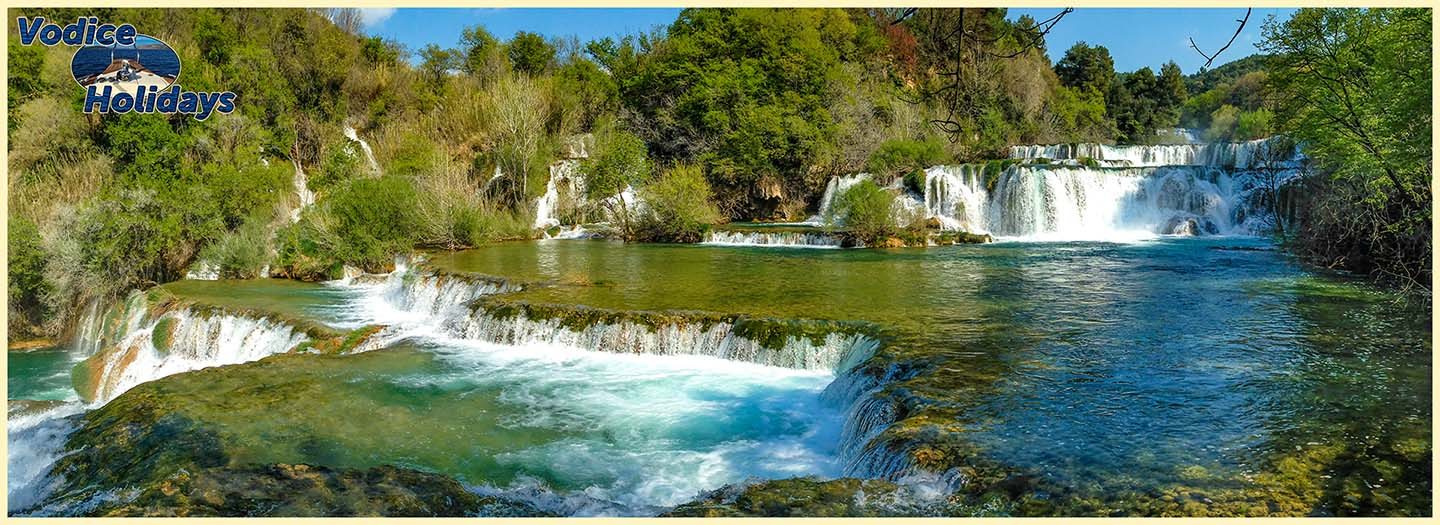 Vodice-Hollidays - Nationalpark Krka