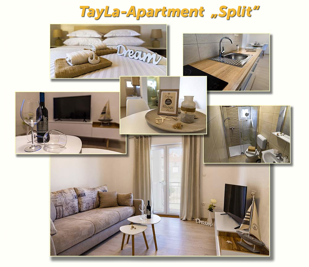 "TayLa-Apartment ""Split"""