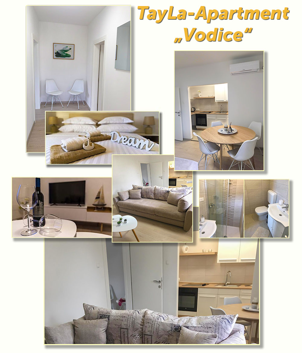 "TayLa-Apartment ""Vodice"""